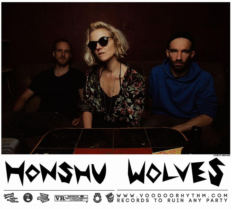 Honshu Wolves