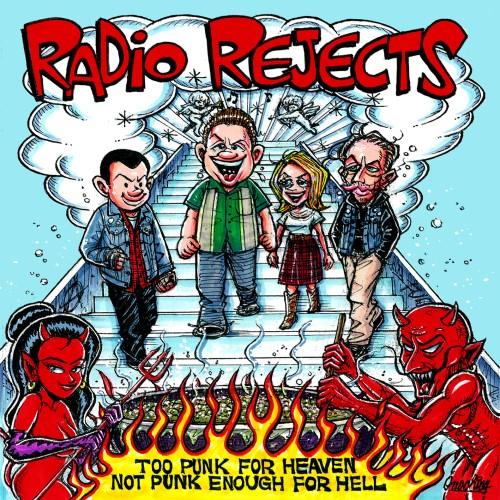 Radio Rejects Debut Album